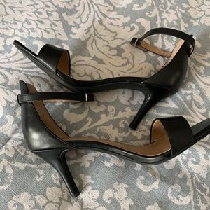 Kelly & Katie Strappy Ankle Heels